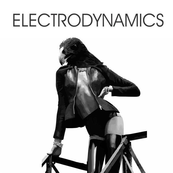 Electrodynamics Album Cover #album #bird #cover #women #vinyl #lp #art #music #hawk #electrodynamics