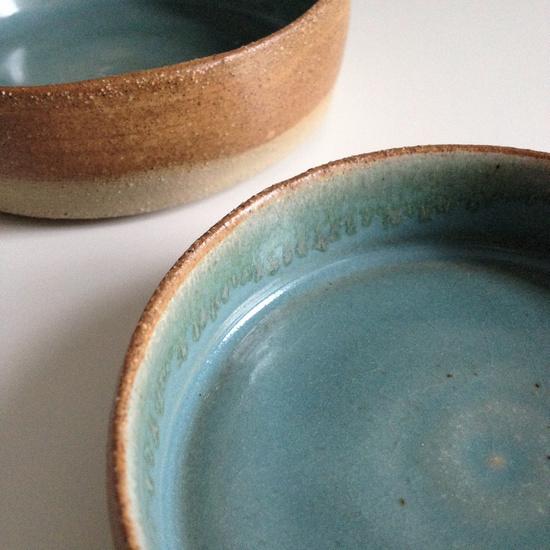 Ceramics by Andrea Roman, London - A R ceramics #ceramics #pottery #andrea #roman