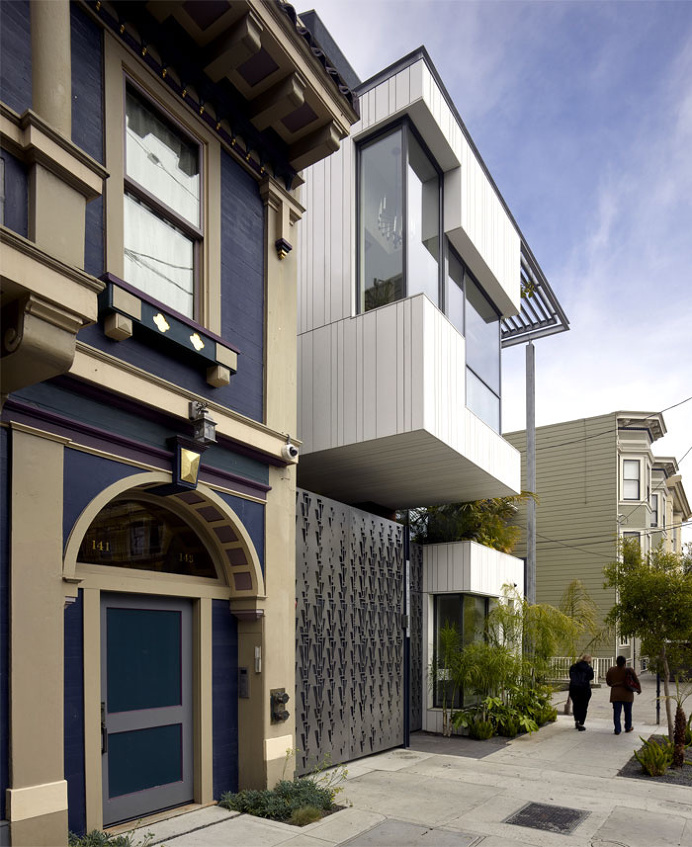 San Francisco House by Kennerly Architecture & Planning - #decor, #interior, #home, #architecture, #house, #home,