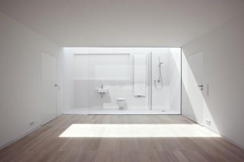 Haus W by Ian Shaw Architekten #interior #house #design #home #minimal #minimalist