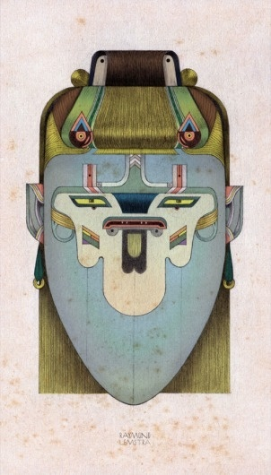 Raymond Lemstra « PICDIT #illustration #drawing #art