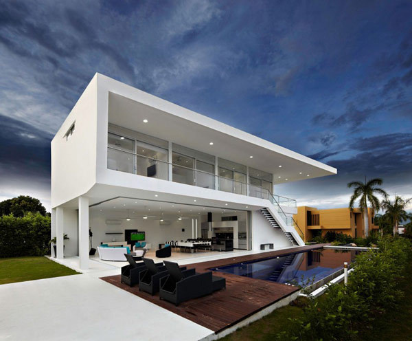 30 Best Minimalist Home Designs Presented on Freshome #of #design #home #best #architecture #minimalist