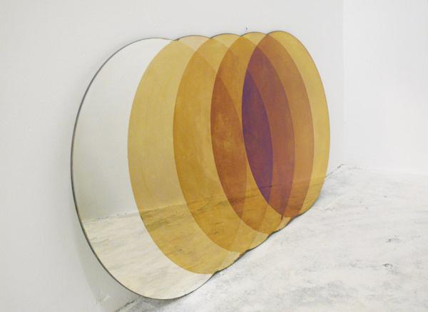 david derksen and lex pott: oxidized transience mirrors #mirror