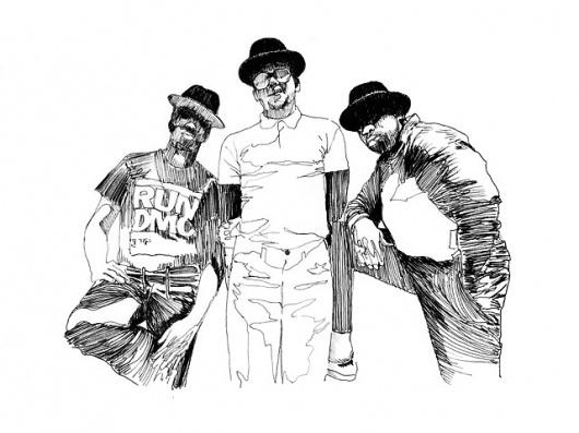 kor_001.jpg 640×480 pixels #adidas #white #run #shop #black #hip #three #rap #mix #dmc