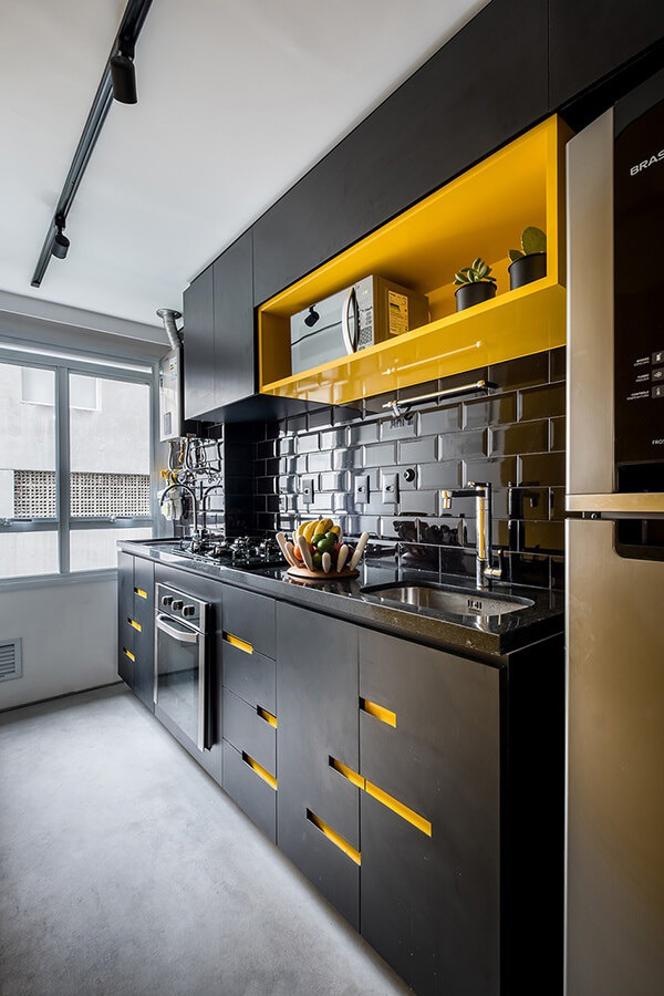 A first apartment with a thoughtful design