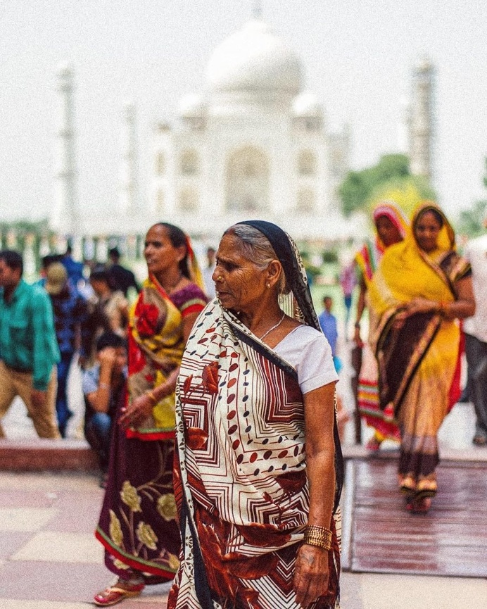 Gorgeous Street Portraits From India by Ramazan Magomedov