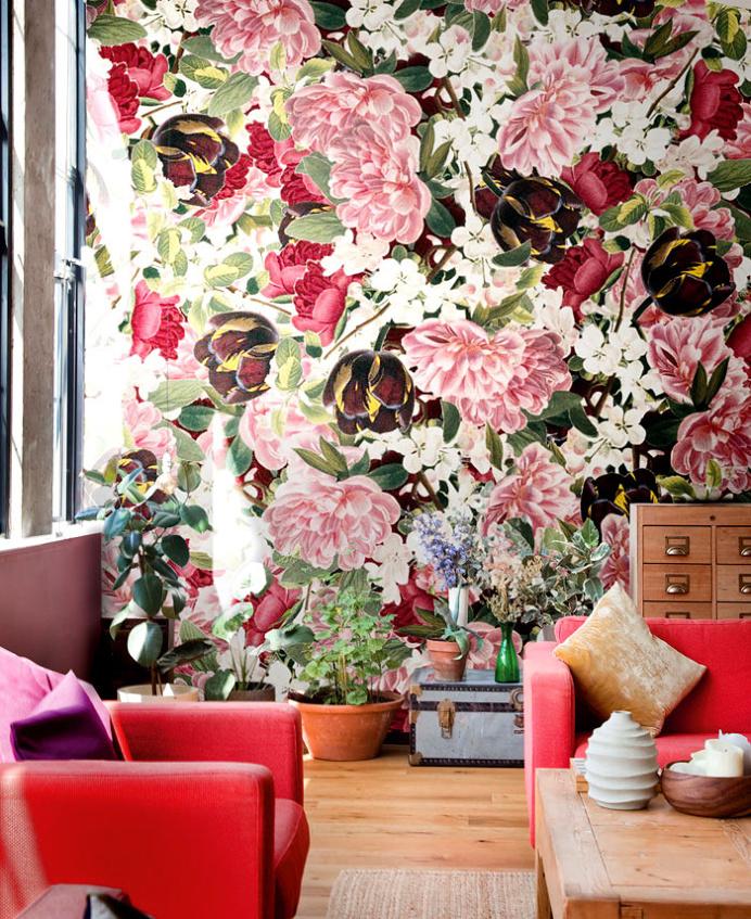 Nature Collection of Wallpaper - #wallcoverings, #walls, #walldecor,