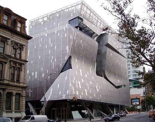 CJWHO ™ (Thom Mayne's $111 million New Academic Building) #thom #academic #design #mayne #photography #architecture #building