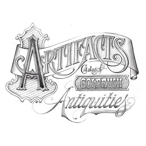 Matthew Tapia #script #vintage #typography