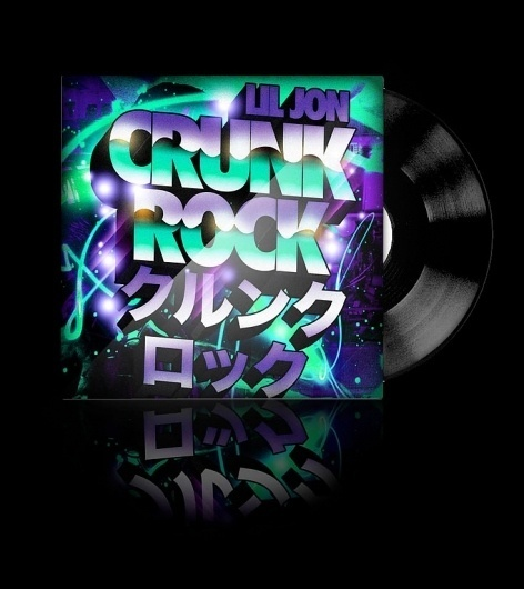 All sizes | Crunk Rock cover art. grn | Flickr - Photo Sharing! #album #crunk #south #cover #hiphop #vinyl #ashburn #john #lil #dirty #ronald