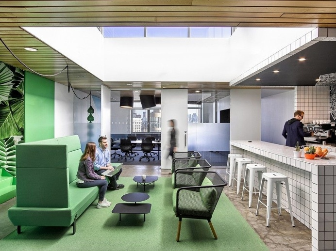 Fresh and Dynamic Workspace for Barrows Advertising in SoHo, New York City 8