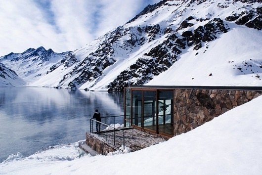 The Cool Hunter - Lifestyle #architecture #winter