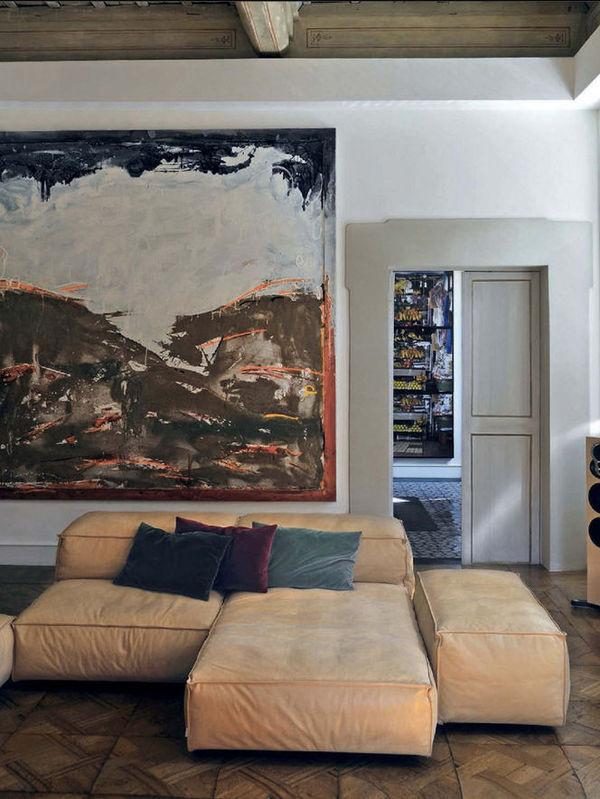 A #interior