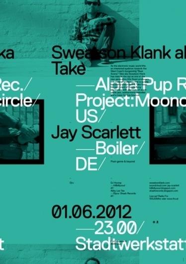 Woifi Ortner — Take Poster #poster