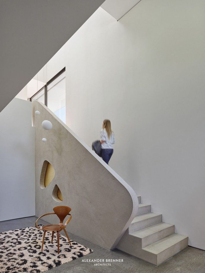 Haus am Wald Residence in Stuttgart / Alexander Brenner Architects 7