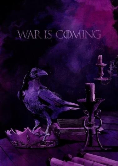 WORK #of #conspiracystudio #got #game #thrones