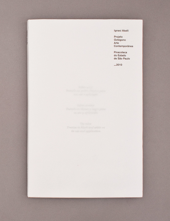 Ana Domínguez #cover #minimalist #editorial #typography