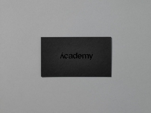 Xavier Encinas - Graphic Design Studio - Paris #business #card #xavier #academy #encinas #foil