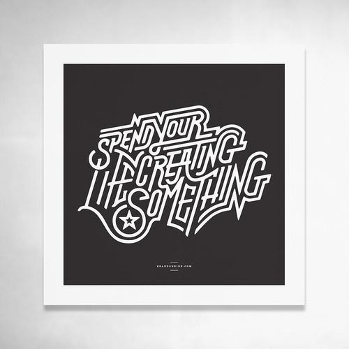 Typography inspiration #type