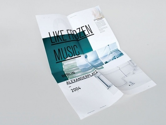 A10 – Magdalena Czarnecki #print #design #graphic #poster