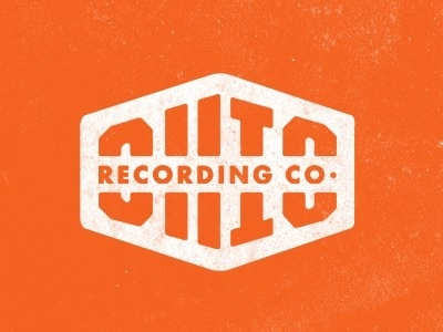 FFFFOUND! | Dribbble - Ohio Recording Company by Jeremy Paul Beasley #logo