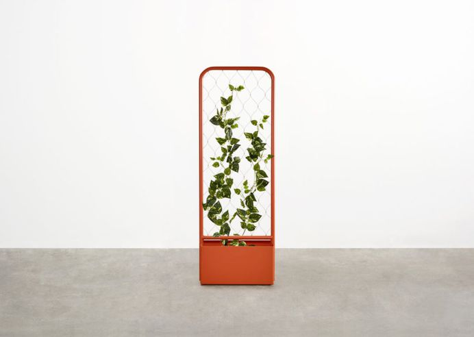 Adam Goodrum Adds the Trace Planter to Outdoor Collection for Tait - Design Milk