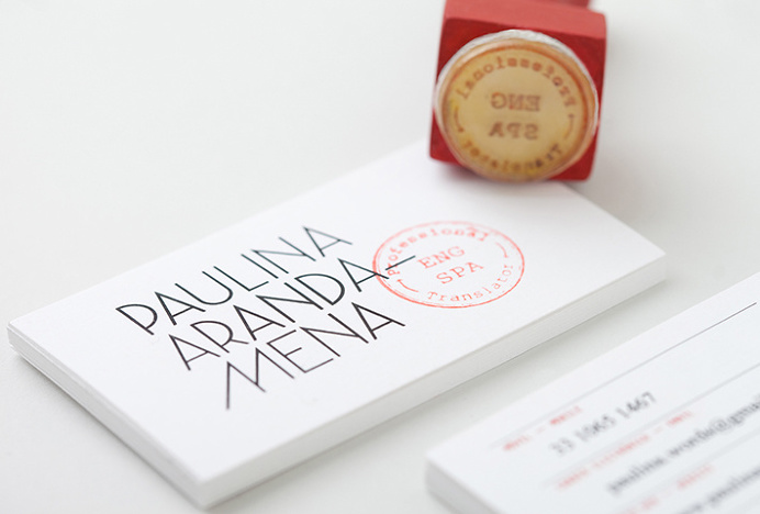 Paulina Aranda—Mena by Menta . #graphic #design #typography