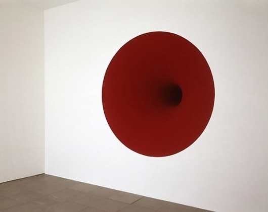 "PLASTOLUX ""keep it modern"" » Amazing art objects - Anish Kapoor #infinity #anish #kapoor #art"