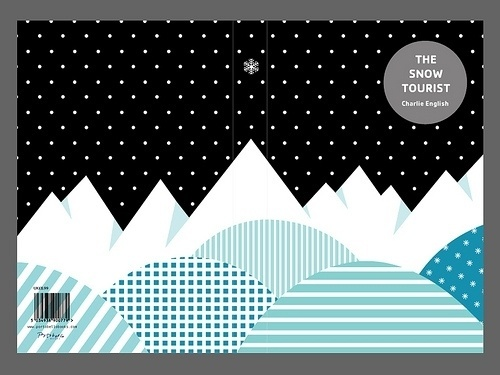 Book Covers Design - The Snow Tourist | Flickr - Photo Sharing! #pattern #snow #book #cover #illustration