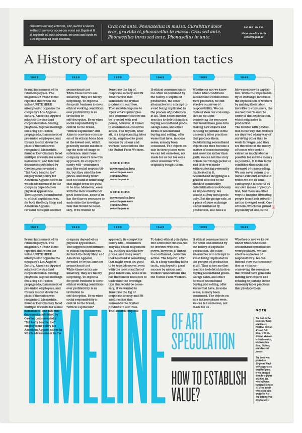 favoriteunusedpage #timeline #publication #spread #layout #editorial
