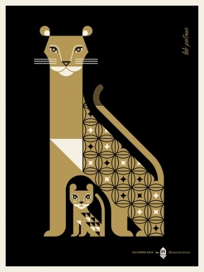 CA_Gold_SemiFinals_12 #illustration #poster #animals