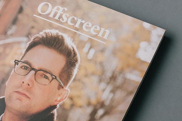 Offscreen Magazine Issue No4 #cover #magazine