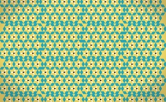 Pattern on the Behance Network #pattern