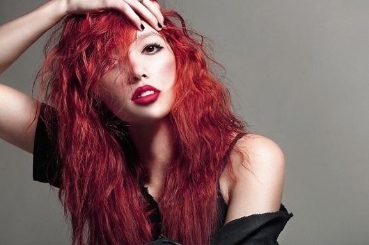 002.jpg (900×600) #model #redhead #photography #portrait #ivarra #fashion