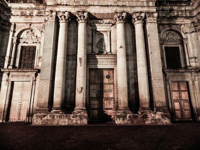 Catedral - Guatemala #urban #guatemala #photography #architecture #fotografãa