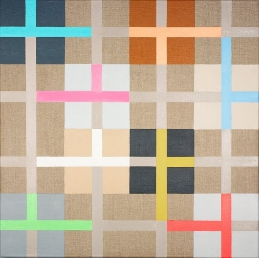 José Heerkens - Luminous Square XII #colour #graphic #art