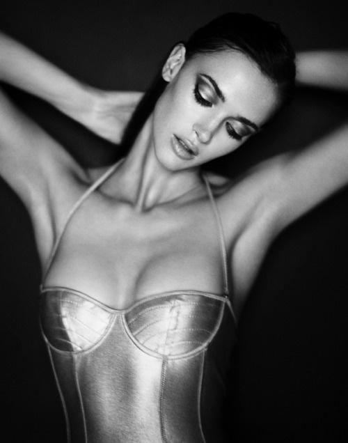 Marian Sell / Rachel Alexander #fashion #photography #b&w