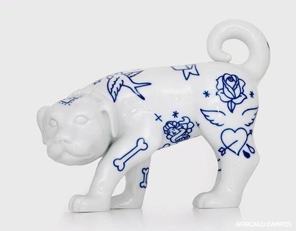 Tattoo dog #tattoo #art