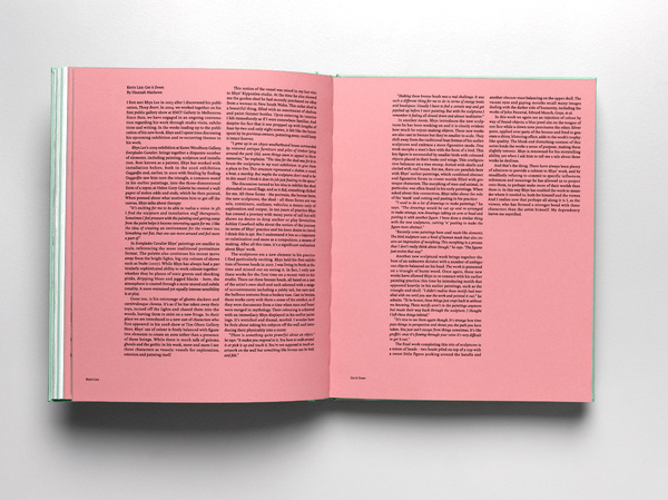 Maythorpe. » Rhys Lee #print #booklet #book #publication