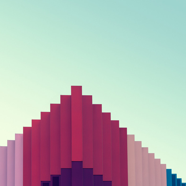 Mira II #architecture #color #color palette