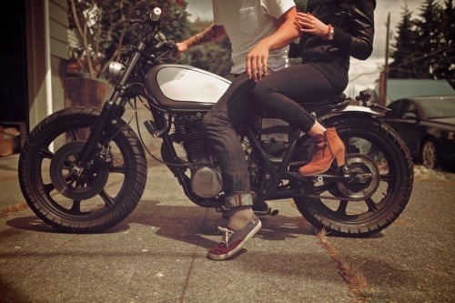 Yes x Yes #motorbike