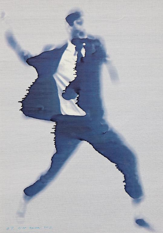 Evgeny Boikov   PICDIT #blue #art #painting