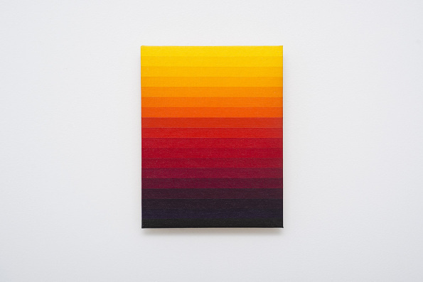 gradient #bright #lines #stripes #color #value #painting #art #gradient