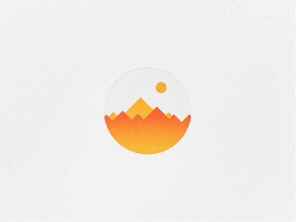 The Big Wide Word Icon set on Behance #ocean #sun #badge #iconset #icon #illustrator #lighthouse #texture #pin #shape #boat