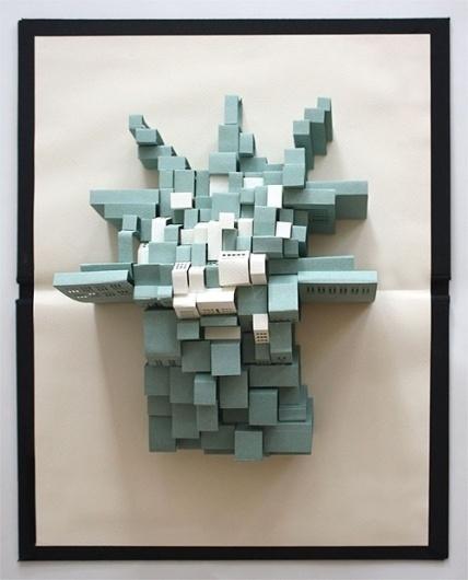 Daisy Lew - BOOOOOOOM! - CREATE * INSPIRE * COMMUNITY * ART * DESIGN * MUSIC * FILM * PHOTO * PROJECTS #up #book #pop