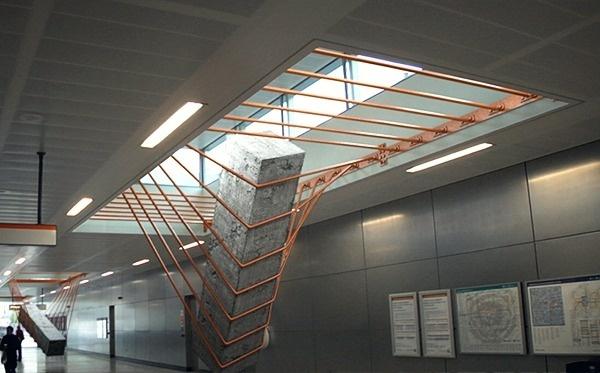 Elasticity on Behance #sculpture #concrete #elasticity #nezet #le #fabrice