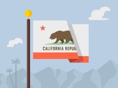 Likes   Tumblr #icon #flag #california