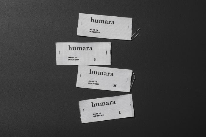 humara fashion branding linen