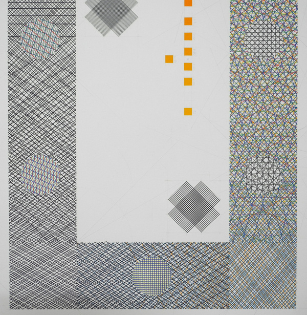 2012 DRAWINGS | adrienlucca #print #patterns