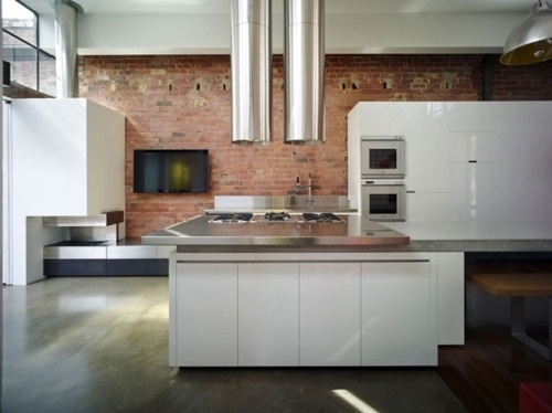 DeadFix » Cook Here #stove #kitchen #interiors #homes
